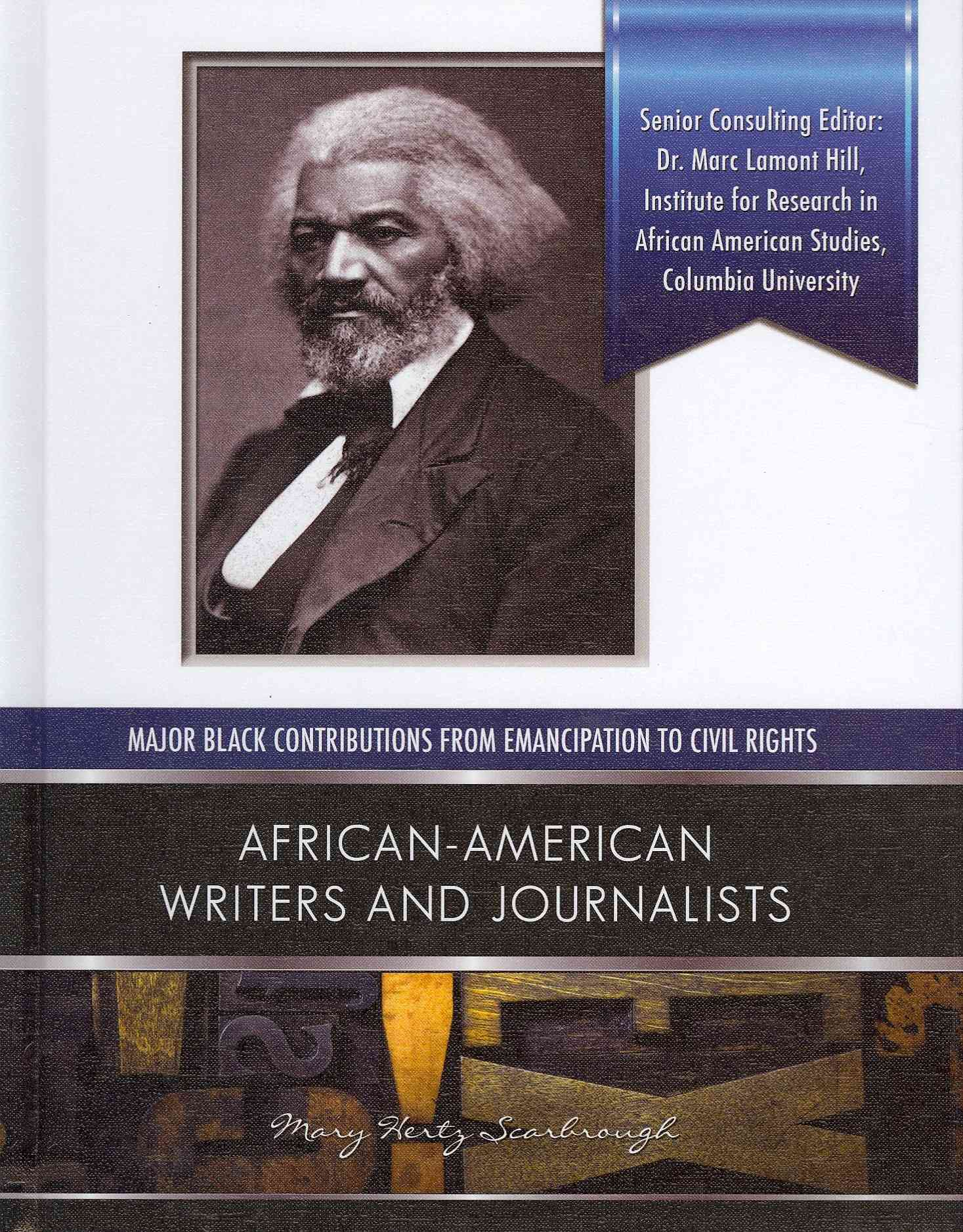 African American Writers and Journalists By Scarbrough, Mary Hertz